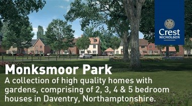 Monksmoor Park sales website